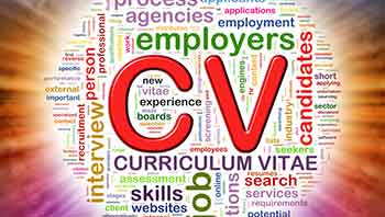 hiring managers curriculum vitae
