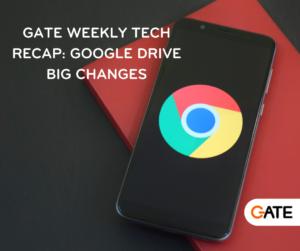 Google Drive Big Changes