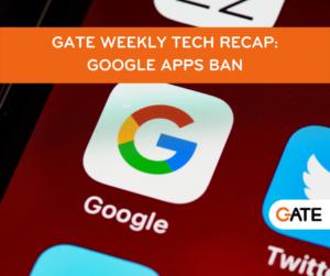 Google Apps ban